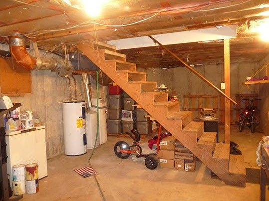DIY Dork Basement 2